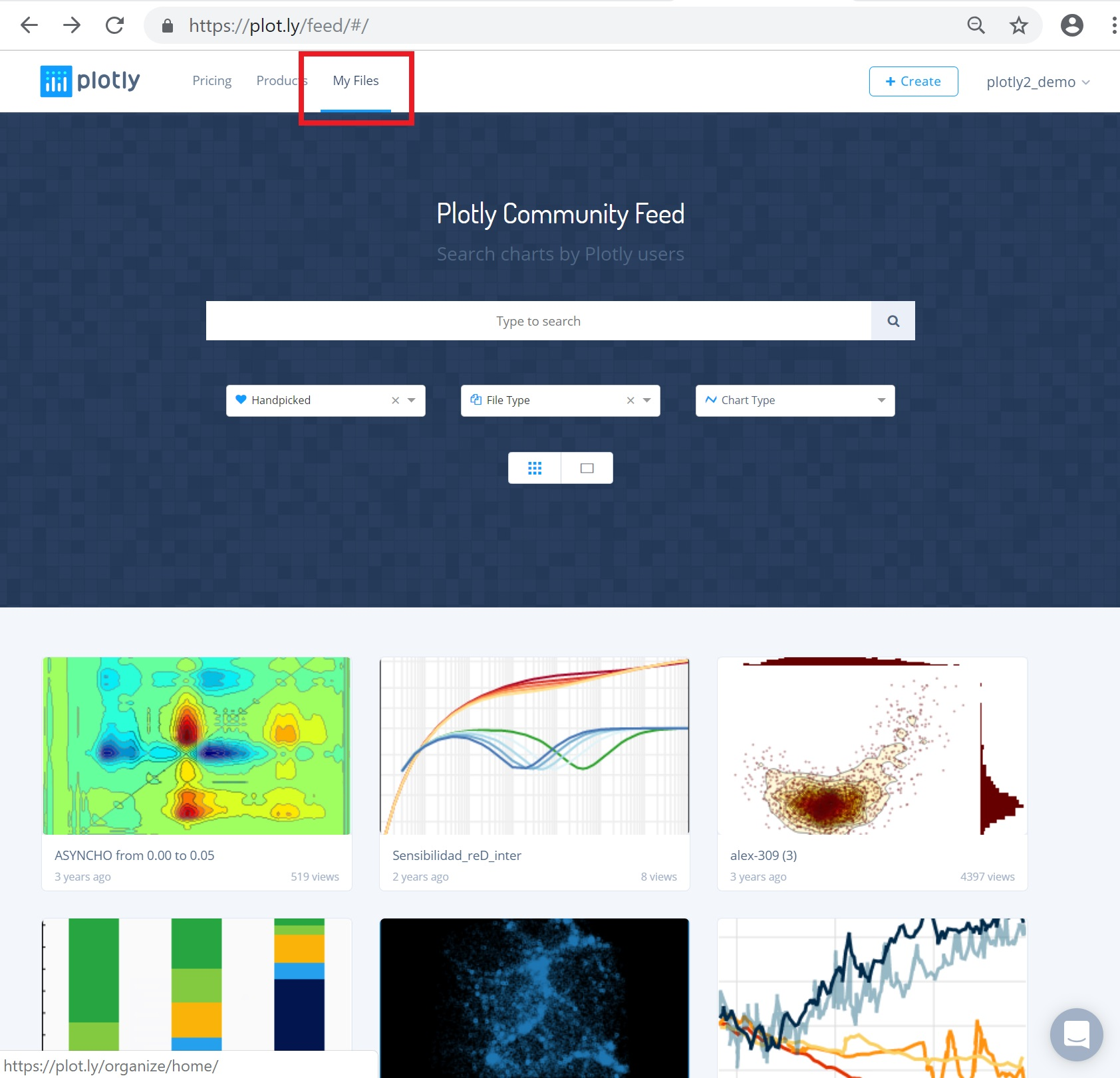 Plotly large dataset